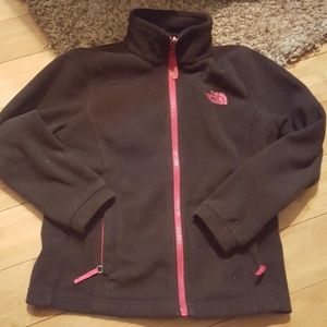 Girls Size 7/8 North Face Jacket